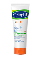 Cetaphil Sun Ultra Mate & Oil Control con color